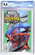 Ultimate Spiderman #3 CGC graded 9.6 NM+ January 2001 Marvel Comic Stan Lee