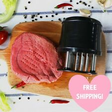 Professional Meat Tenderizer Stainless Steel 56 Blades for Steak, Chicken, Pork