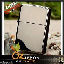Zippo Lighter  Black Ice Chrome  Finish 150 --- Free Shipping in Australi