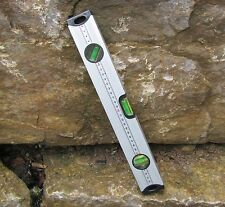 Alu Wasserwaage 1000 mm 3 Libellen Messwerkzeug Wasserwaagen Top Qualität 16554