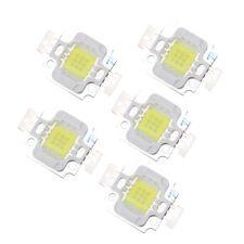 2X(5Stk. 10W hoch Power White LED Licht Lampe ET)