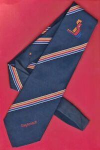 Bus Driver Uniform Tie ~ Stagecoach Holdings - by PUC Group Birmingham - 1990s