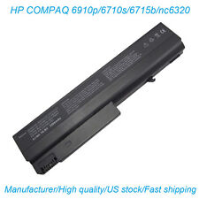 Laptop Battery for HP Compaq nc6120 nc6200 nc6230 nc6320 nc6400 nx5100 nx6110