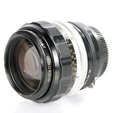 Nikon Nikkor-H Auto 1:1,8 f=85mm Objektiv