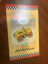 Hallmark 1956 Garton Hotrod Racer 1st In Winners Circle Series Pedal car