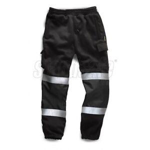Standsafe HV021 X-Large Black Jogging pants