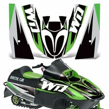 Sled Graphic Kit Arctic Cat SnoPro 120 Sno Pro Parts Snowmobile Wrap Decal WD G