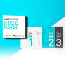 [SKINMISO] Pore Beauty Nose Pack 10 Weeks 3 Step Blackhead Remover (in Essence)