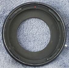 Hasselblad Lens Flange.a 40177 Perfect Operating Condition.Accepts C CF F Lenses