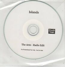 (FF567) Islands, The Arm - DJ CD