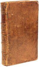 Erasmus - L'eloge de la Folie - 1715 - IN A FINE CONTEMPORARY BINDING!