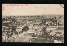 Somerset SHEPTON MALLETT Panoramic view Used 1909 PPC