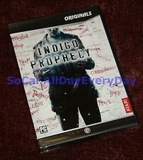 Indigo Prophecy (PC-CDROM) **BRAND NEW & SEALED** The Killer Is YOU!! fahrenheit