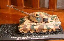 CHAR D'ASSAUT PANZERKAMPFWAGEN TIGER GERMANY 1944 1/72