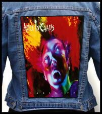 ALICE IN CHAINS - Facelift --- Giant Backpatch Back Patch