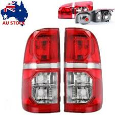 Red Left & Right Tail Light Brake Lamps Toyota HILUX 2012 VIGO CHAMP (A pair) AU