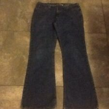 American Eagle Outfitters Hip Hugger Flare Jeans 8R