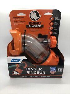 New! Camco Rhino Blaster RV Holding Tank Rinser 39082