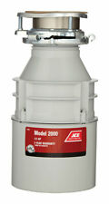 Ace Garbage Disposal 1/2 hp Gray Model 2000