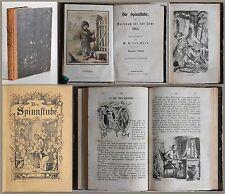 Cuerno: Las Que teje, un Folletines für das Año 1864 - Literatura Erzählungen xz