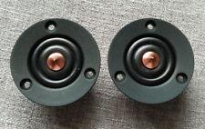 pair 2pcs davidlouis audio XT25 ( vifa made) hifi Tweeters 8 Ohm 40W ,speaker