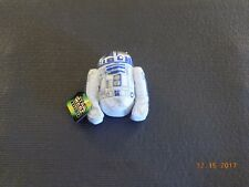 VINTAGE! 1997 Kenner Star Wars Buddies R2-D2 Mini Bean Bag-Beanie