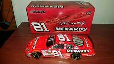 Dale Earnhardt jr 2005 Menards Action 1:24 diecast