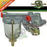 3637288M91 NEW Fuel Lift Pump w/Bowl for Massey Ferguson 35 50 135 150 202 203+