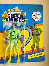 Mattel DC Super Powers Collection The Riddler Action Figure Brand New 30th Ann