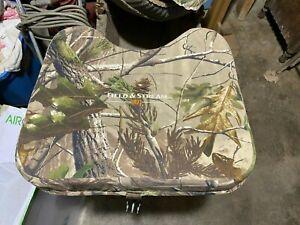 Field & Stream/Hunter's Specialties Camo Seat Cushion