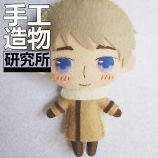 Anime Hetalia APH Ivan Braginsky DIY Toy Doll Keychain Material