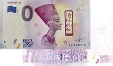 Nefertiti 2019-2 Null Euro Souvenirschein | 0 € Euro Schein Billet