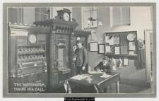 Melbourne Fire Brigade Watchroom
