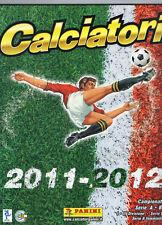 FIGURINE PANINI CALCIATORI 2011-2012 NUOVE