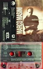 Marco Masini Malinconoia Mc Tape Cassette