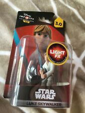 Disney Infinity 3.0 Luke Skywalker Star Wars Light FX Figure