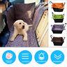 Dog Cat Pet Car Back Seat Cover Mat Waterproof Protector Rear Hammock