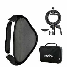 Godox 60 * 60cm/24 * 24inch Flash Softbox Diffuser with S2-type Bracket camera
