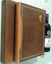 VERY RARE, ONLY 300 COPIES WORLDWIDE,  SHADES FROM JANE AUSTEN--LEATHER IN CASE