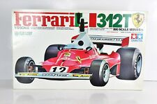 Vintage Tamiya  Kit 1/12 Scale Ferrari 312 T Rare kit new conditions 12019