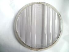 Ancien gros verre,lentille  phare BAUSCH & LOMB star (USA) 212 / 232 mm  1,1 kg