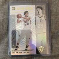 2019-20 Panini Illusions #155 Phoenix Suns Cameron Johnson RC Rookie Card