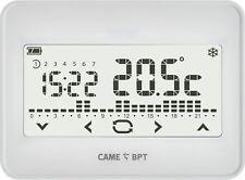 BPT TH/550 WH WIFI Cronotermostato touchscreen wi-fi da parete, BIANCO