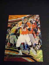 New listing 2017 Peyton Manning Select Field Level Tri Color Prizm #98/99 Denver Broncos