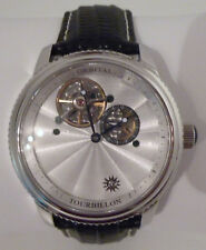 Raoul U.Braun Luxus Echt Orbital Tourbillon Premium Herren Uhr Neu UVP: 3299 €