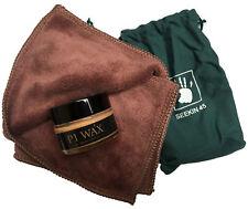 Carnauba Wax High Definition Car Wax and Polishing Cloth