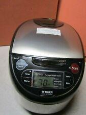 Tiger Electric Rice Cooker/Warmer JAX-T10U, 5.5 Cups