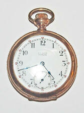 Antique Big Four Special pocket watch Six Position # 1637421 G.F.