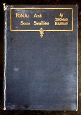 Iona: And Some Satellites by Thomas Hannan  (H/B, 1928?)