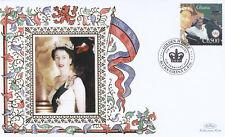 (19220) Ghana Benham Cover Queen Golden Jubilee anniversary 6 Feb 2007